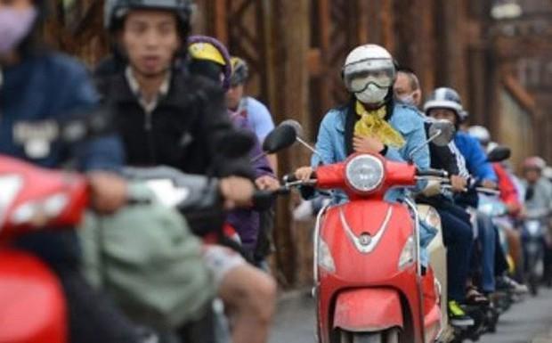 Rét đậm rét hại bao trùm miền Bắc, Hà Nội mưa, lạnh 14 độ - Ảnh 1.