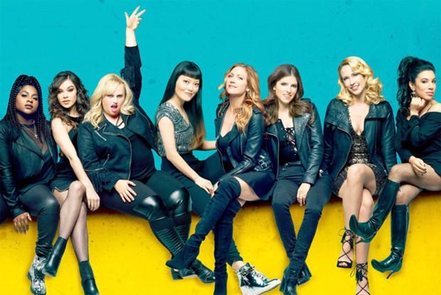 8 hội chị em bá đạo trên màn ảnh rộng Hollywood: Hết lập băng đảng đi cướp tới săn ma - Ảnh 5.