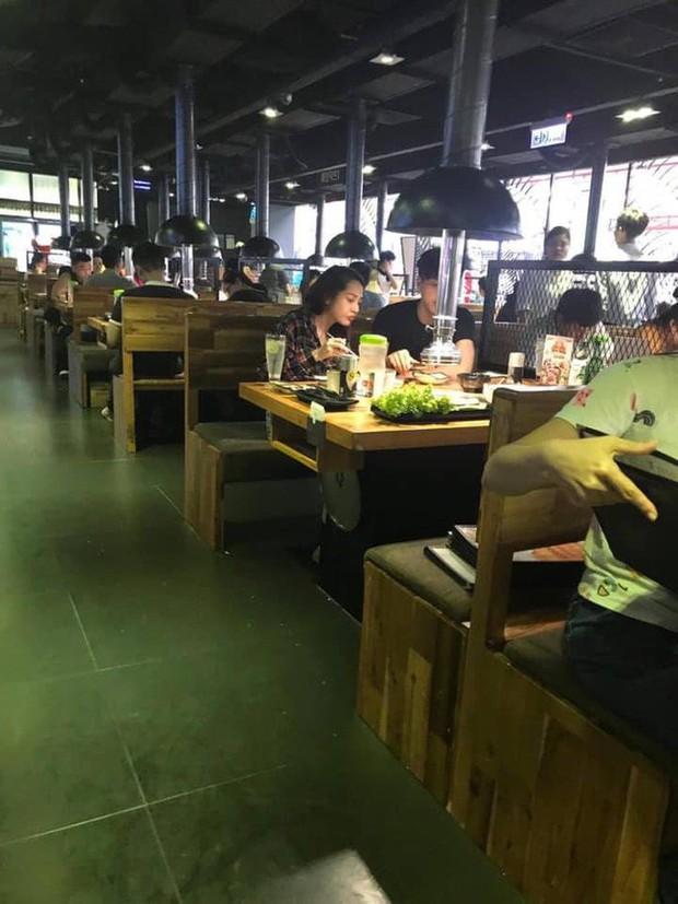 Rò rỉ hình ảnh được cho là Bảo Anh và Hồ Quang Hiếu đi ăn cùng nhau sau hơn 1 năm chia tay - Ảnh 1.