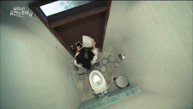 Bạn sẽ bất ngờ với nơi chốn ưa thích của các biên kịch phim Hàn năm nay: Xin thưa chính là... nhà vệ sinh! - Ảnh 9.