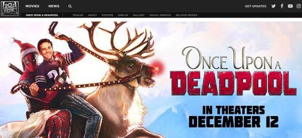 Các tên miền liên quan đến Avengers: Endgame đều dẫn đến website của Deadpool, tưởng Ryan Reynolds đứng sau nhưng hoàn toàn không phải? - Ảnh 1.