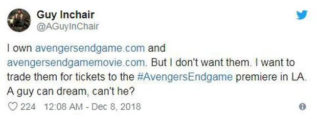 Các tên miền liên quan đến Avengers: Endgame đều dẫn đến website của Deadpool, tưởng Ryan Reynolds đứng sau nhưng hoàn toàn không phải? - Ảnh 2.
