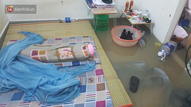 Sinh viên mếu máo nhìn nhà trọ chìm trong biển nước sau trận ngập nghiêm trọng chưa từng có tại Đà Nẵng - Ảnh 3.