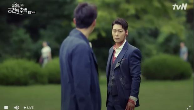 Đối thủ của Hyun Bin vừa chết đi đã sống lại trong Hồi ức Alhambra - Ảnh 3.