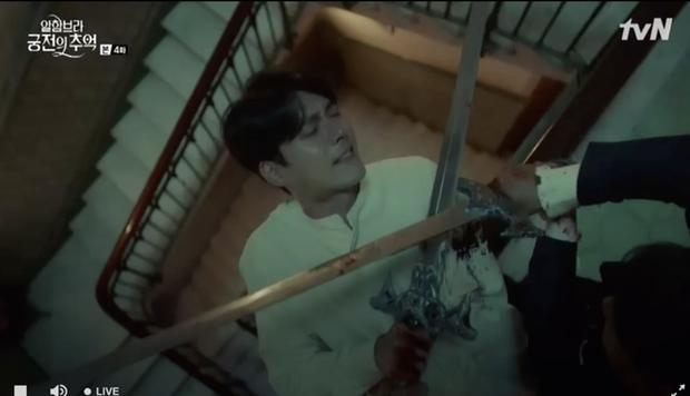 Đối thủ của Hyun Bin vừa chết đi đã sống lại trong Hồi ức Alhambra - Ảnh 14.