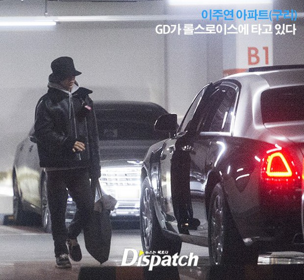 HOT: Sau tất cả, cặp đôi năm mới 2018 của Dispatch chính là G-Dragon và mỹ nhân Kpop này đây! - Ảnh 12.