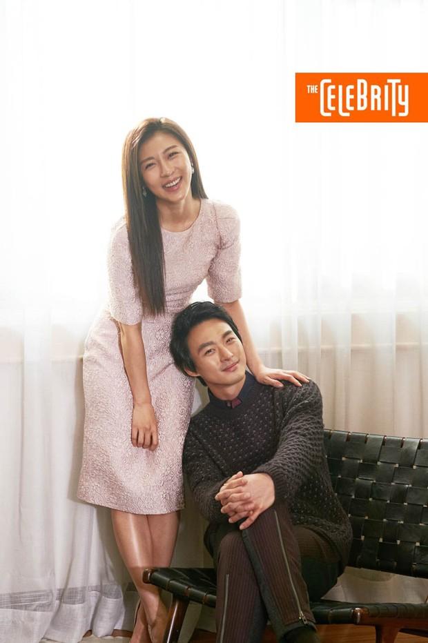 Ha Ji Won cuối cùng đã lên tiếng sau khi em trai qua đời: Hi vọng ngôi sao của chị sẽ được hạnh phúc - Ảnh 6.