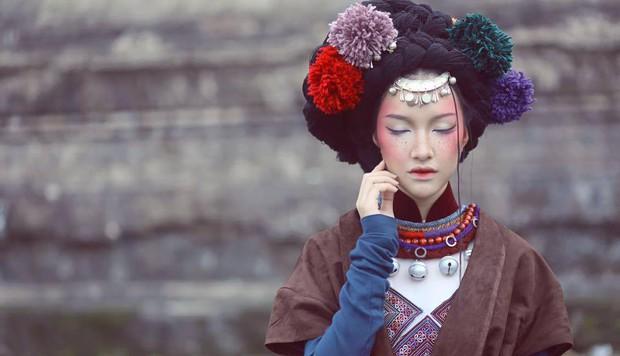 """Nàng thơ xứ Huế Ngọc Trân: từ cô nữ sinh áo dài đến mỹ nhân sở hữu nhan sắc """"nức lòng"""" - Ảnh 33."""