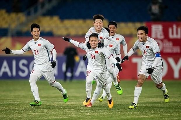 Siêu phẩm của Quang Hải vô đối ở cuộc bình chọn bàn thắng đẹp tại giải U23 châu Á 2018 - Ảnh 3.