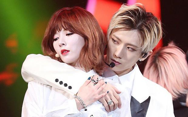 Thuyền bộ đôi Trouble Maker chính thức lật, vì mỹ nhân Hyunseung xác nhận hẹn hò không phải là Hyuna - Ảnh 2.