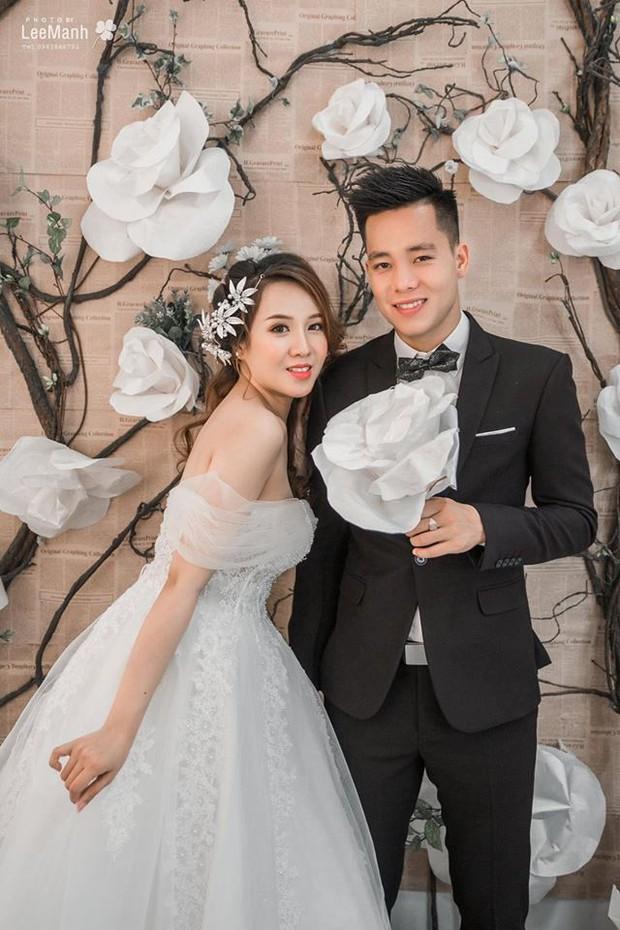 Các hot boy U23 Việt Nam và dàn WAGs xinh đẹp - Ảnh 8.