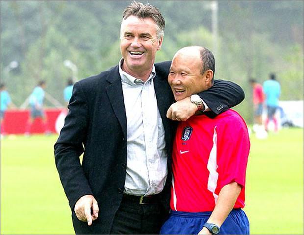 Báo Hàn phân tích tại sao Park Hang Seo là Guus Hiddink của Việt Nam - Ảnh 2.