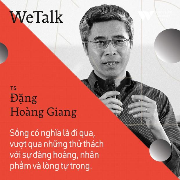 Bình tĩnh sống - Buổi trò chuyện tràn đầy cảm hứng của WeTalk 2017! - Ảnh 12.