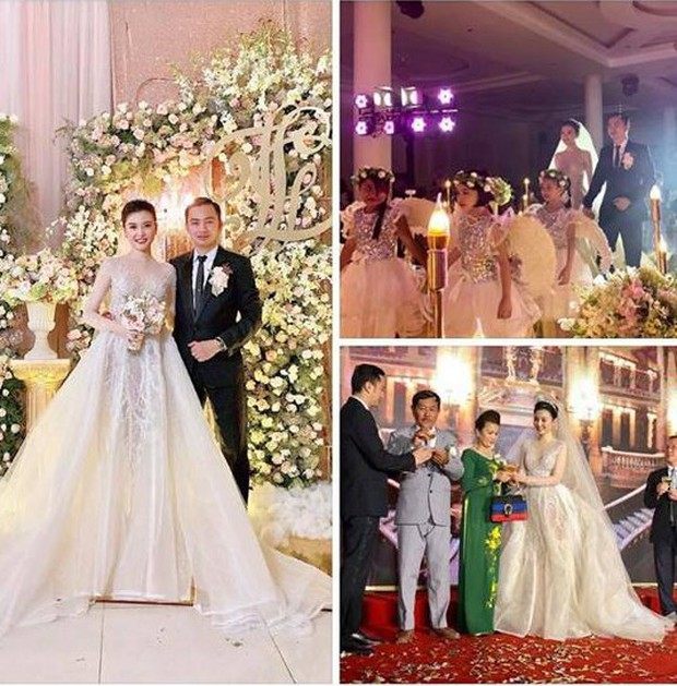 Nữ hoàng sắc đẹp Ngọc Duyên bí mật tổ chức lễ cưới với ông xã đại gia hơn 18 tuổi tại Vũng Tàu - Ảnh 3.