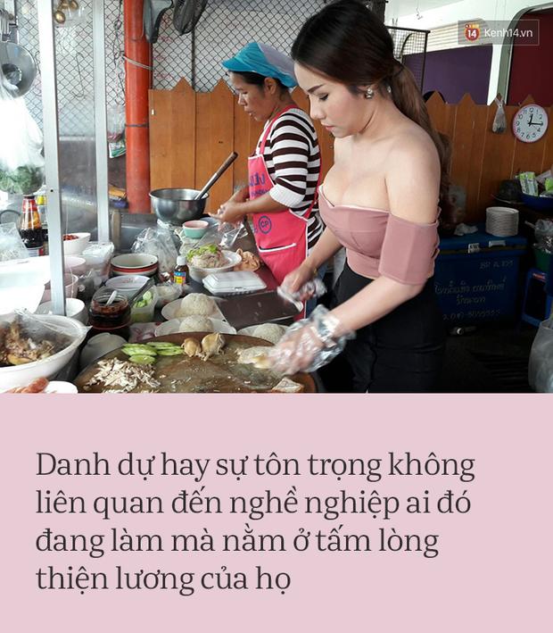 Phỏng vấn độc quyền nữ thạc sĩ bán cơm gà Thái Lan: Bằng cấp giúp ta có thêm cơ hội chứ không quyết định tất cả - Ảnh 3.