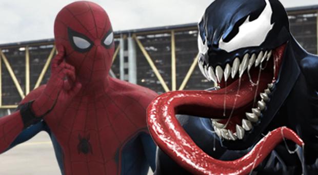 """Spider-Man của Tom Holland xuất hiện ở phim riêng về """"kẻ thù không đội trời chung"""" Venom - Ảnh 2."""