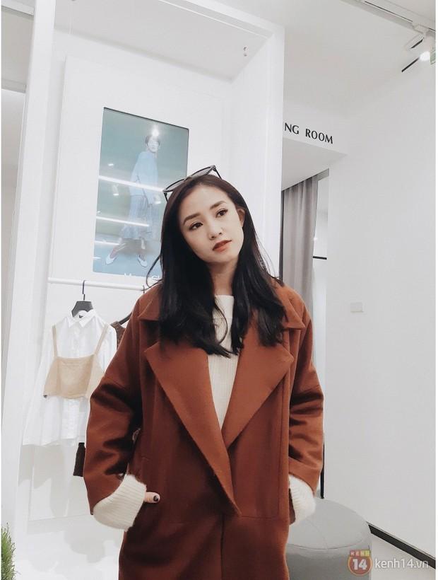 Video Shopping: Lượn lờ cùng hot girl Salim tìm địa chỉ mua áo khoác dạ xinh xắn cho mùa lạnh - Ảnh 3.