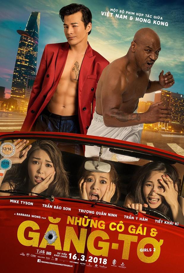 Trần Bảo Sơn và Mike Tyson cởi áo khoe thân bên dàn mỹ nhân Hong Kong trong Girls 2 - Ảnh 7.