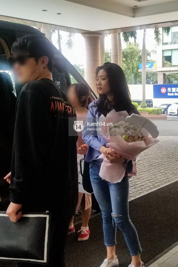 Chi Pu thân thiết, đi ăn tối cùng nữ thần Kpop Jung Chae Yeon và bạn trai tin đồn Jin Ju Hyung - Ảnh 22.