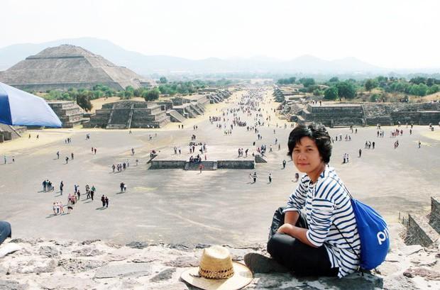 Vượt trầm cảm, cô gái Việt từng sống sót hy hữu qua bão tuyết Nepal nhận HB toàn phần tại Mỹ - Ảnh 5.