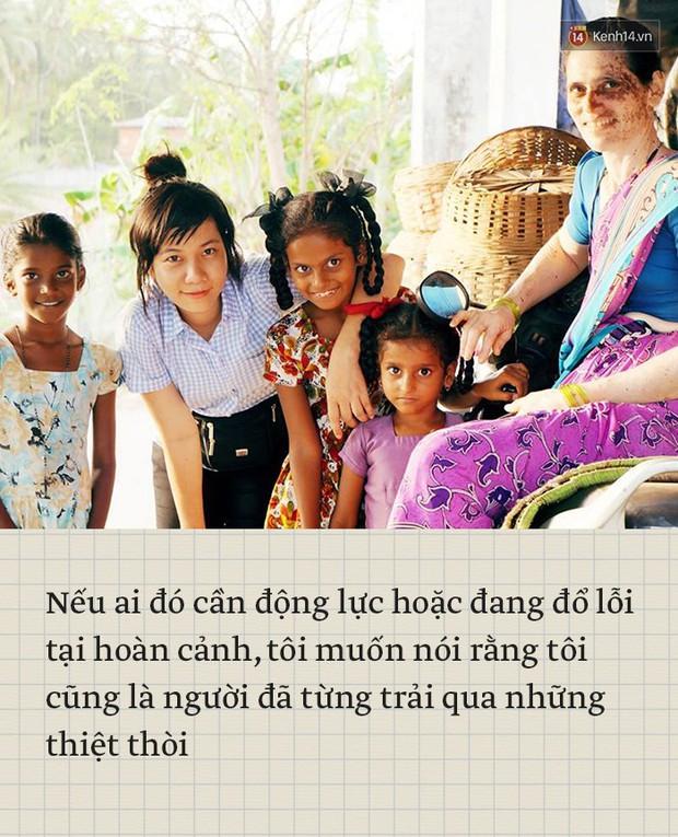 Vượt trầm cảm, cô gái Việt từng sống sót hy hữu qua bão tuyết Nepal nhận HB toàn phần tại Mỹ - Ảnh 6.