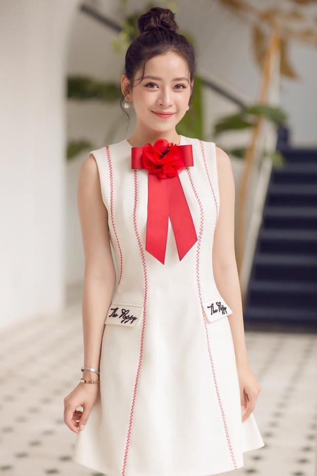 Vòng 1 đồ sộ hơn hẳn, nhan sắc của Chi Pu liệu có đánh bật được nữ thần Jung Chae Yeon trong một khung hình? - Ảnh 5.