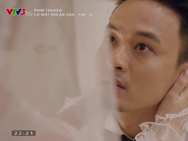 Cả một đời ân oán: Đêm tân hôn bên Lan Phương, Hồng Đăng vẫn nghĩ mình ngủ với Hồng Diễm - Ảnh 12.