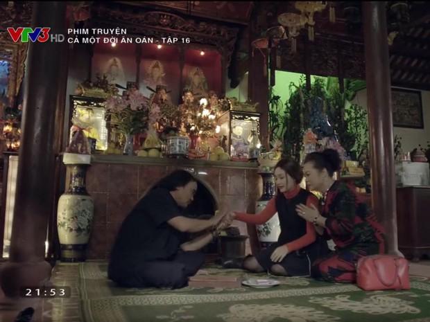 Cả một đời ân oán: Đêm tân hôn bên Lan Phương, Hồng Đăng vẫn nghĩ mình ngủ với Hồng Diễm - Ảnh 2.
