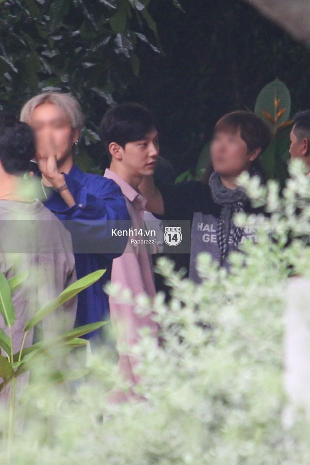Chi Pu thân thiết, đi ăn tối cùng nữ thần Kpop Jung Chae Yeon và bạn trai tin đồn Jin Ju Hyung - Ảnh 8.