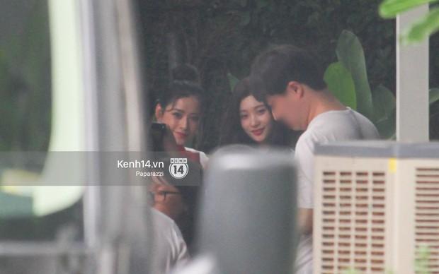 Chi Pu thân thiết, đi ăn tối cùng nữ thần Kpop Jung Chae Yeon và bạn trai tin đồn Jin Ju Hyung - Ảnh 11.