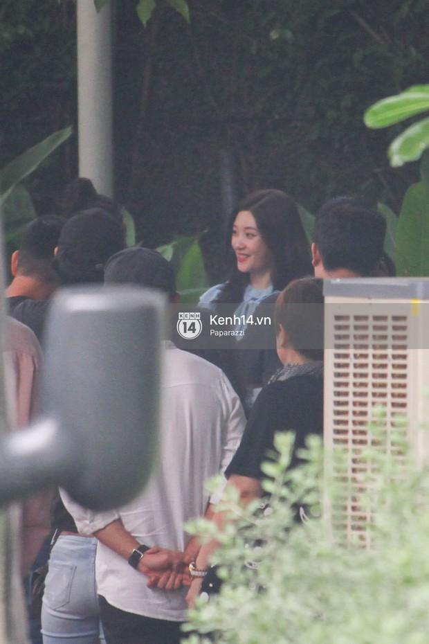 Chi Pu thân thiết, đi ăn tối cùng nữ thần Kpop Jung Chae Yeon và bạn trai tin đồn Jin Ju Hyung - Ảnh 13.