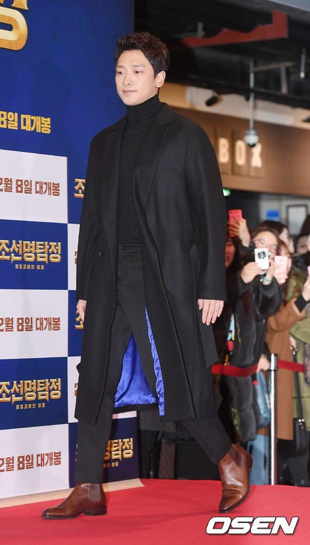 Nữ thần Hậu duệ mặt trời bê cả nửa showbiz đến dự: Song Ji Hyo đánh bật loạt mỹ nhân, Bi Rain dẫn đầu dàn tài tử - Ảnh 16.
