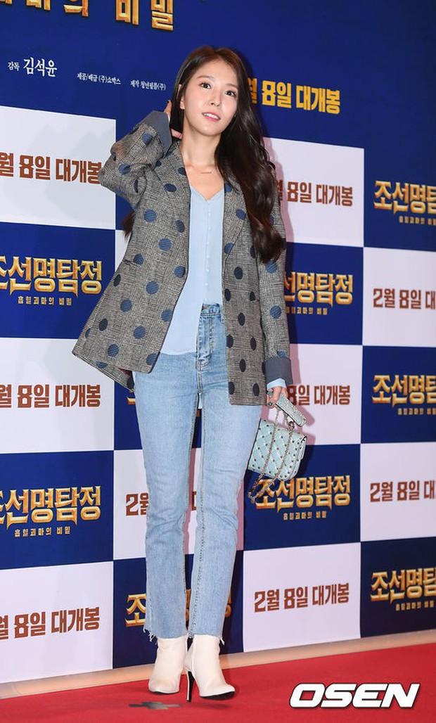 Nữ thần Hậu duệ mặt trời bê cả nửa showbiz đến dự: Song Ji Hyo đánh bật loạt mỹ nhân, Bi Rain dẫn đầu dàn tài tử - Ảnh 10.