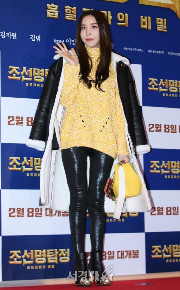 Nữ thần Hậu duệ mặt trời bê cả nửa showbiz đến dự: Song Ji Hyo đánh bật loạt mỹ nhân, Bi Rain dẫn đầu dàn tài tử - Ảnh 27.