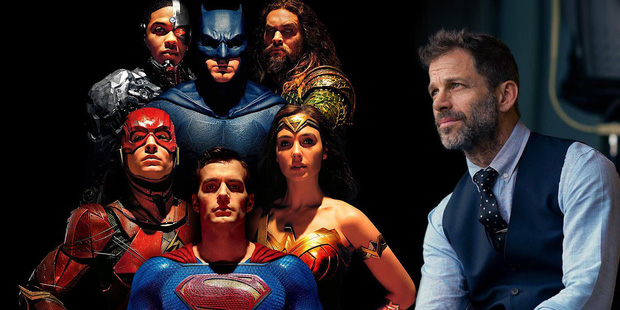 Zack Snyder ủng hộ phiên bản Justice League của riêng mình - Ảnh 1.