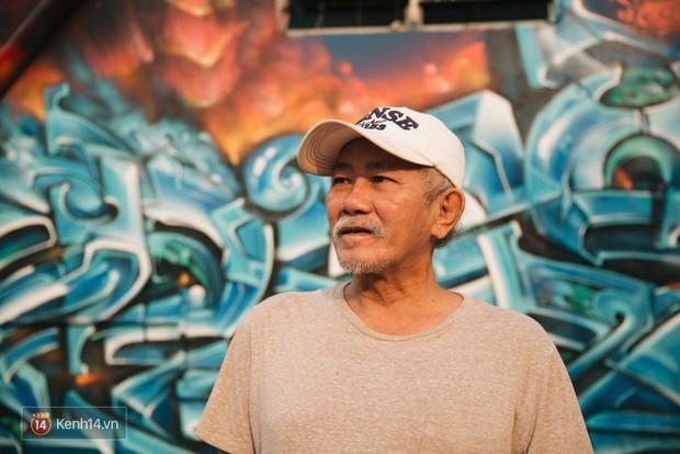 Hãy nhìn xem, Graffiti đã biến một khu dân cư thành cái nôi nhiếp ảnh dành cho giới trẻ thế nào - Ảnh 10.