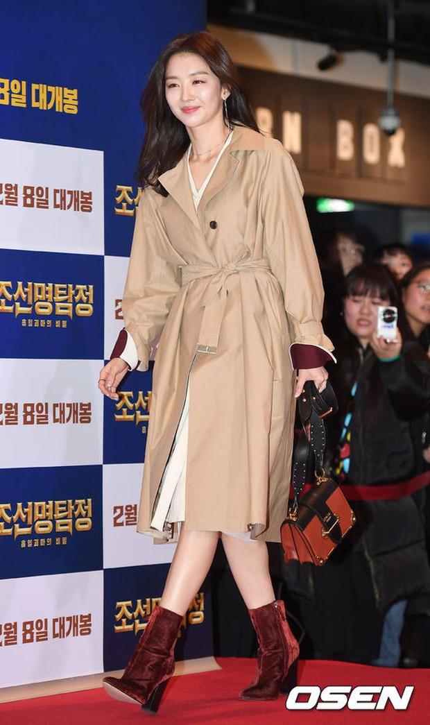 Nữ thần Hậu duệ mặt trời bê cả nửa showbiz đến dự: Song Ji Hyo đánh bật loạt mỹ nhân, Bi Rain dẫn đầu dàn tài tử - Ảnh 11.