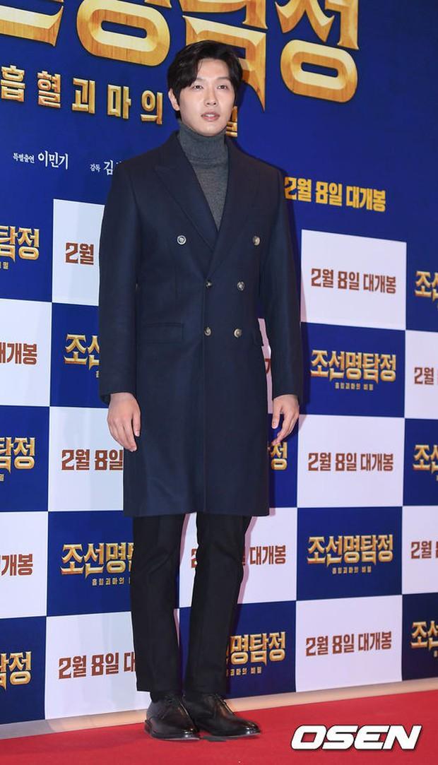Nữ thần Hậu duệ mặt trời bê cả nửa showbiz đến dự: Song Ji Hyo đánh bật loạt mỹ nhân, Bi Rain dẫn đầu dàn tài tử - Ảnh 31.
