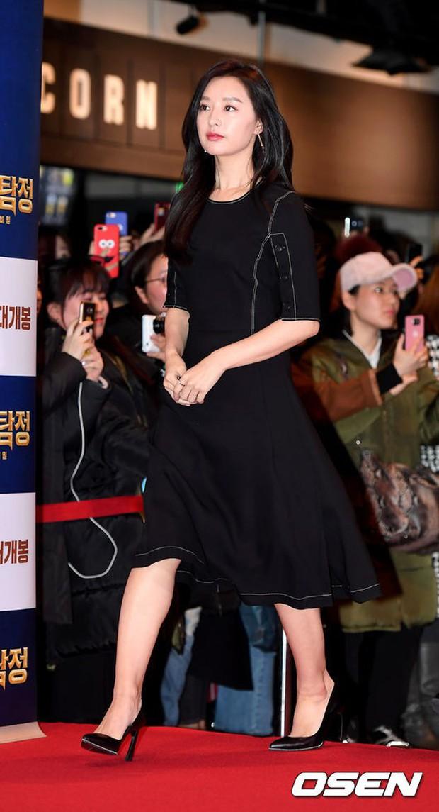 Nữ thần Hậu duệ mặt trời bê cả nửa showbiz đến dự: Song Ji Hyo đánh bật loạt mỹ nhân, Bi Rain dẫn đầu dàn tài tử - Ảnh 1.