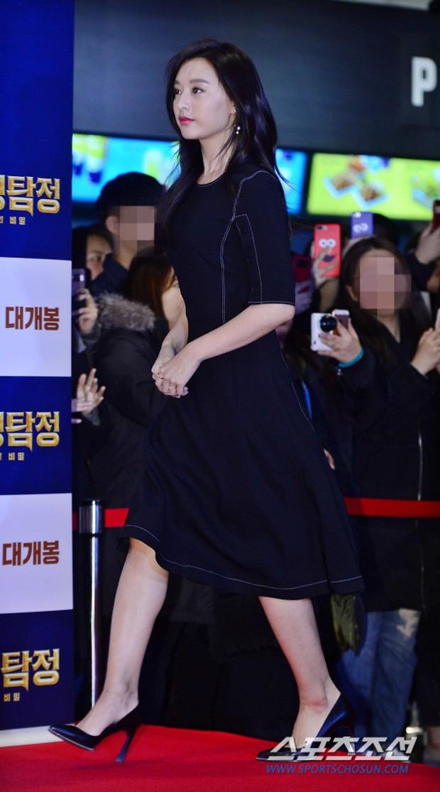 Nữ thần Hậu duệ mặt trời bê cả nửa showbiz đến dự: Song Ji Hyo đánh bật loạt mỹ nhân, Bi Rain dẫn đầu dàn tài tử - Ảnh 2.
