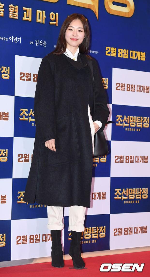 Nữ thần Hậu duệ mặt trời bê cả nửa showbiz đến dự: Song Ji Hyo đánh bật loạt mỹ nhân, Bi Rain dẫn đầu dàn tài tử - Ảnh 14.