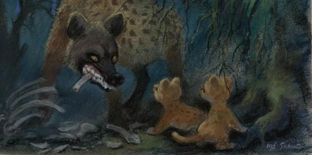 15 nhân vật phản diện bị Walt Disney loại khỏi phim trong phút chót (Phần 1) - Ảnh 3.