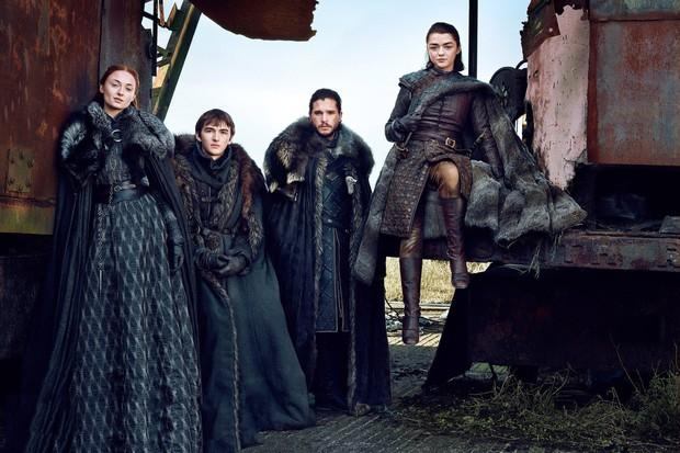 Lộ tình tiết gây hoang mang ngay tại phim trường của Game of Thrones mùa 8 - Ảnh 3.