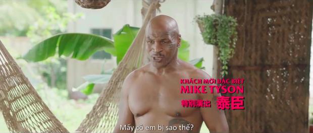 Trần Bảo Sơn và Mike Tyson cởi áo khoe thân bên dàn mỹ nhân Hong Kong trong Girls 2 - Ảnh 5.