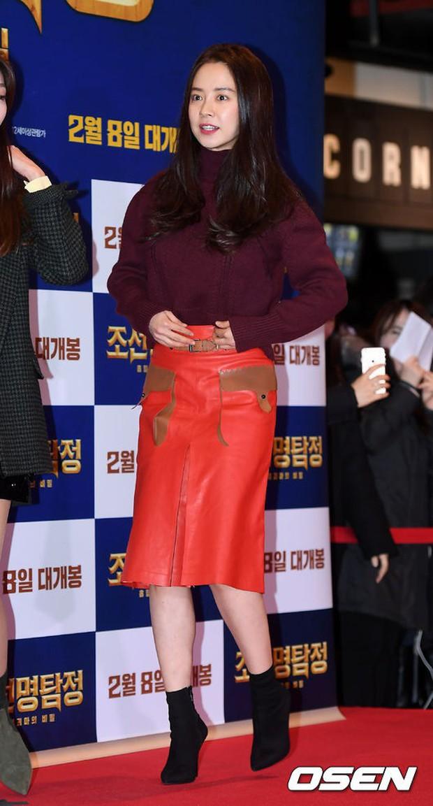 Nữ thần Hậu duệ mặt trời bê cả nửa showbiz đến dự: Song Ji Hyo đánh bật loạt mỹ nhân, Bi Rain dẫn đầu dàn tài tử - Ảnh 7.