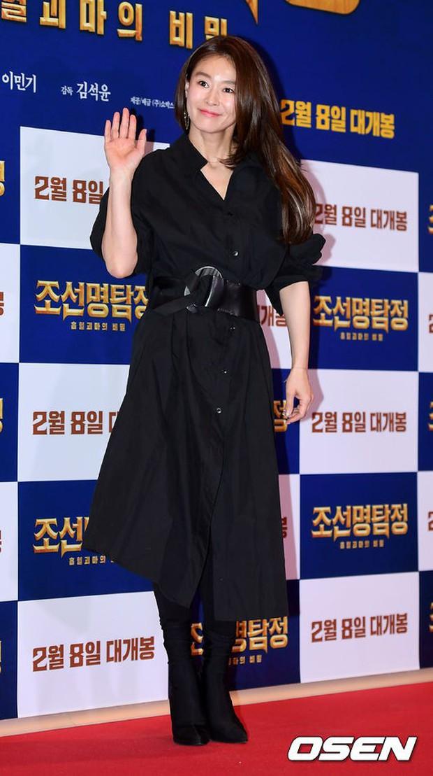 Nữ thần Hậu duệ mặt trời bê cả nửa showbiz đến dự: Song Ji Hyo đánh bật loạt mỹ nhân, Bi Rain dẫn đầu dàn tài tử - Ảnh 35.