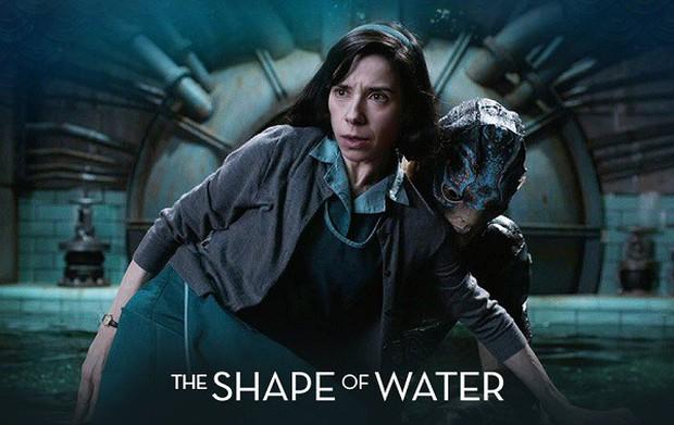 4 hạt muối tạo nên sự kỳ ảo nơi thế giới nước The Shape of Water - Ảnh 1.