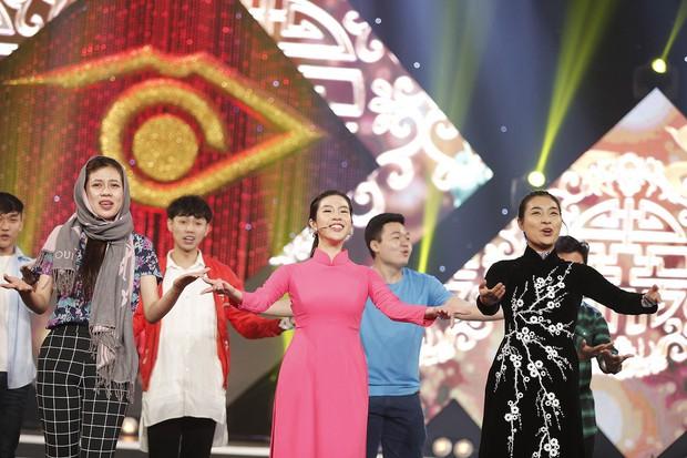 Hoa hậu Kiều Ngân liều mình mời Hoa hậu HHen Niê đến Chung kết Én vàng 2017 - Ảnh 8.