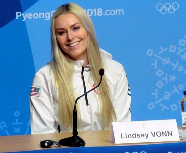 Mỹ nhân trượt tuyết hy vọng tìm được bạn trai ở Olympics mùa đông - Ảnh 1.