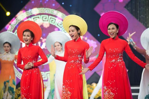 Hoa hậu Kiều Ngân xuất sắc giành ngôi Én Vàng 2017 - Ảnh 5.